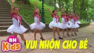 Nhạc Thiếu Nhi Múa Hát Vui Nhộn ☀️Năm Ngón Tay Ngoan 🌈 Anh Phi Công Ơi