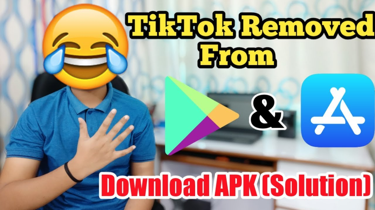 Latest] TikTok Android APK Download Free After Banning In