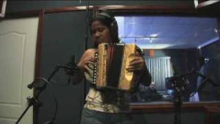 La India Canela discusses her passion for the accordion