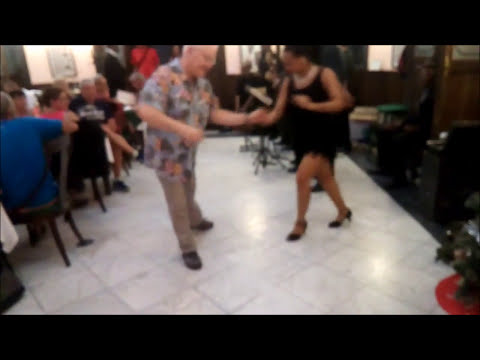 Salsa in Havana with Richard and Yuneisy