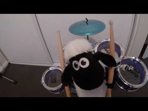 Shaun the Sheep (Rock/Country Cover)