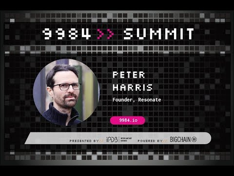 Peter Harris, Resonate | Opportunities for Music Distribution on the Blockchain