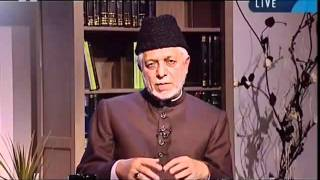 The service of Hadhrat Musleh Maud for Khilafat-persented by khalid Qadiani.flv