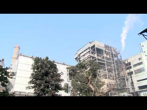 Barauni Thermal Power Station in Begusarai, Bihar