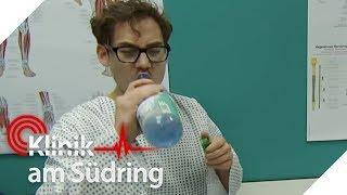 Warum leidet dieser Mann unter unlöschbarem Durst? | Klinik am Südring | SAT.1 TV