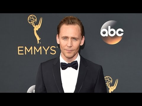 "Tom Hiddleston Says He's ""Friends"" With Taylor Swift"