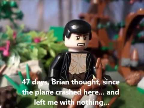 LEGO Hatchet (Based on the book by Gary Paulsen)