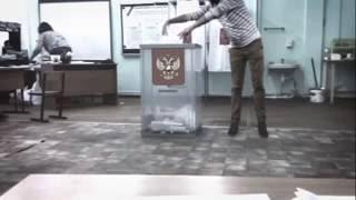 Как вбрасывают голоса на выборах 18.09.2016