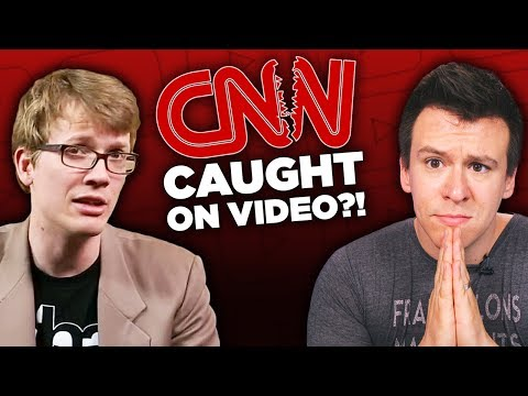 "Thumbnail: CNN ""Exposed"" In Controversial Secret Video and Anita Sarkeesian's ""Punishment""..."