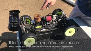 RC Concept - Réglage de votre moteur thermique -