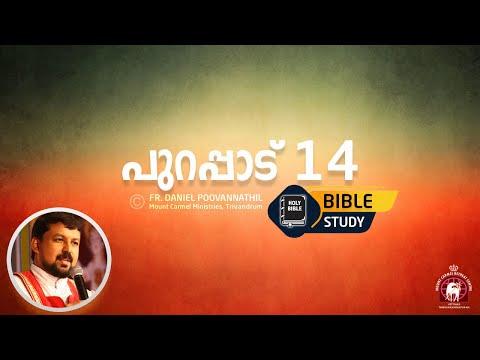 EXODUS 14. RED SEA DIVIDED. BIBLE STUDY. FR DANIEL POOVANNATHIL