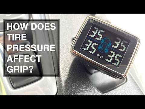 4 Reasons You Should Monitor Tire Pressure