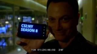 CSI NY Bloopers Season 7