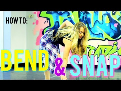 HOW TO BEND AND SNAP (in Real Life!)