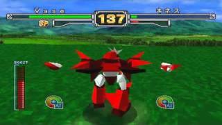 Robo-Pit 2 [ロボピット2] Game Sample - Playstation