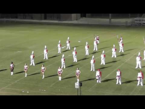 2016 Huntingdon College Marching Band