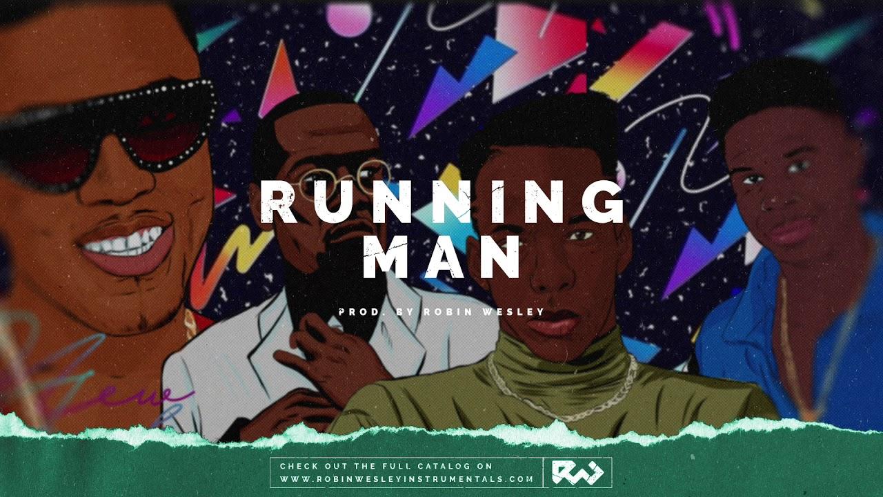 Running Man On That Beat