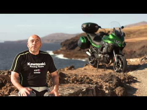 Kawasaki Versys 1000 European Press Intro  | The aftermovie