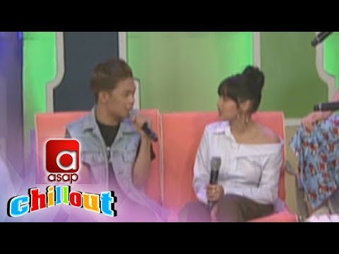 ASAP Chillout: Xander meets his crush Andrea Brillantes