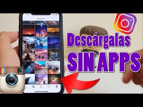 Descargar imágenes y videos de Instagram SIN APPS | CHECA LA NUEVA VERSIÓN