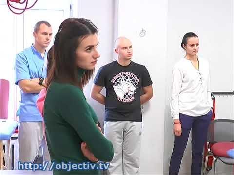 ObjectivTv: Реабилитологи со всей Украины -на тренинге в Харькове