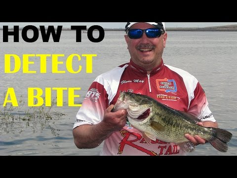 How To Detect A Bite | Bass Fishing