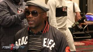 Lennox Lewis on how he applied Bruce Lee's teachings to boxing