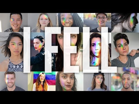 I Fell - An LGBTQ short film for National Coming Out Day | Adolescent x The Riot Life