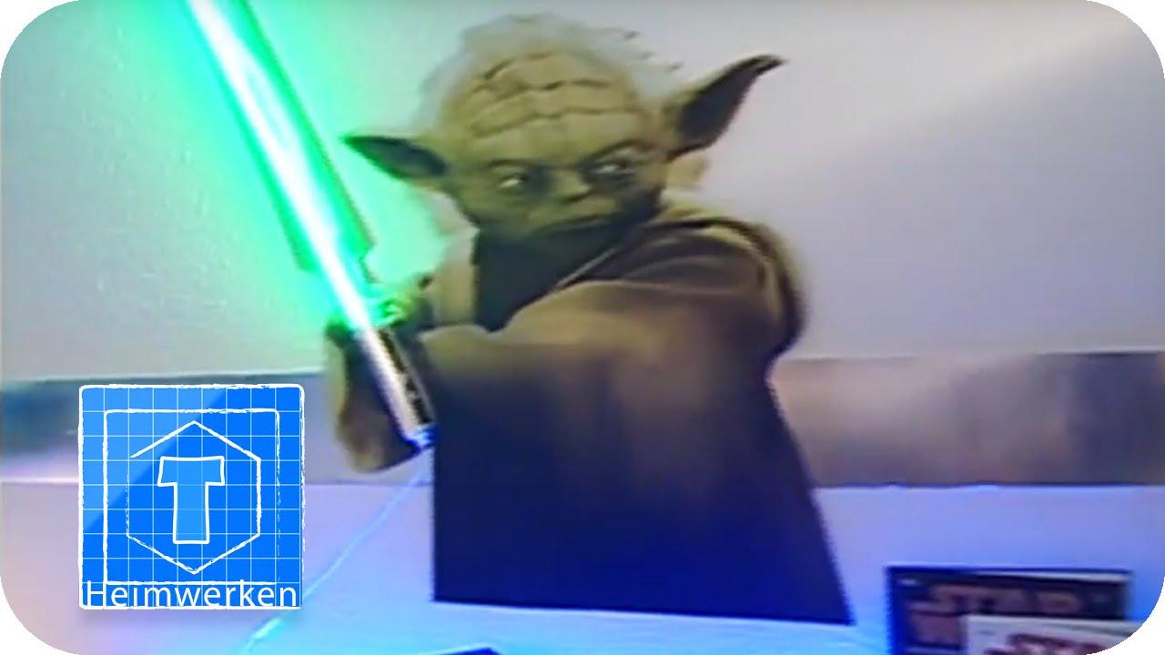 Star Wars Kinderzimmer Gestalten Theforceawakens Tooltown Youtube