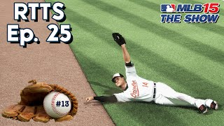 MLB 15 The Show (PS4) Road To The Show SP Ep. 25 | Facing Boston