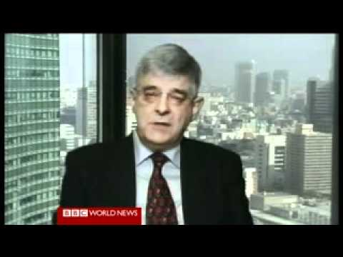Eamonn Fingleton on BBC's Asia Business Today (22nd September 2010)