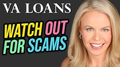VA mortgage loans -Scam Edition