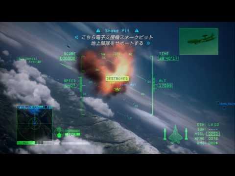 [M-04] バルトロメオ要塞攻略戰 - ACECOMBAT6 [USB3HDCAP,StreamCatcher]