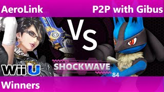 Baixar SW Plano 84 - AeroLink (Bayonetta) vs P2P with Gibus (Lucario) Winners - Smash 4