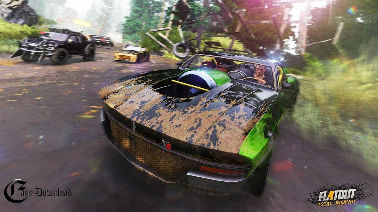 Download FlatOut 4: Total Insanity