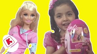 Barbie Life In The Dreamhouse Surprise Eggs - Princesses In Real Life | WildBrain Kiddyzuzaa