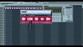 Как сделать крутой Voice Reverse. (Fl Studio Tutorial)