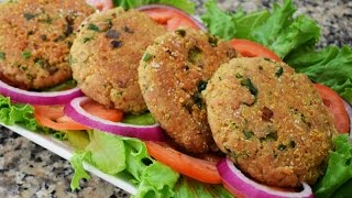 Quinoa and Tuna Patties! So easy and Delicious!