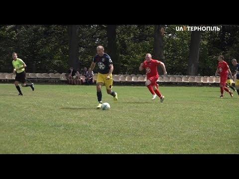 UA: Тернопіль: Чемпіонат України з футболу серед учасників АТО дивізіону