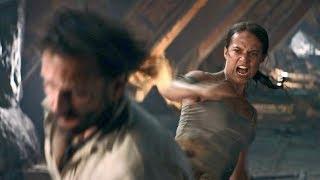 Tomb Raider new fight scene clip: Let's Go Home