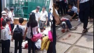Nữ sinh lớp 9 mang dao lên trường đâm bạn nữ cùng trường nhập viện tử vong do mâu thuẫn