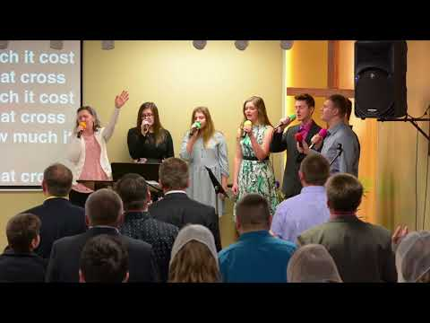 """03.25.18 Youth Service. Topic """"Prayer and Holy Spirit"""", Youth Leader Andrey Pashkovets."""