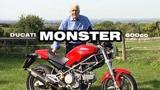 Ducati 'Monster' 2001 600cc