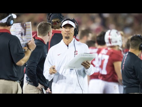 'Sports Report' preview: Stanford offensive assistant Tsuyoshi Kawata came from Japan to pursue...