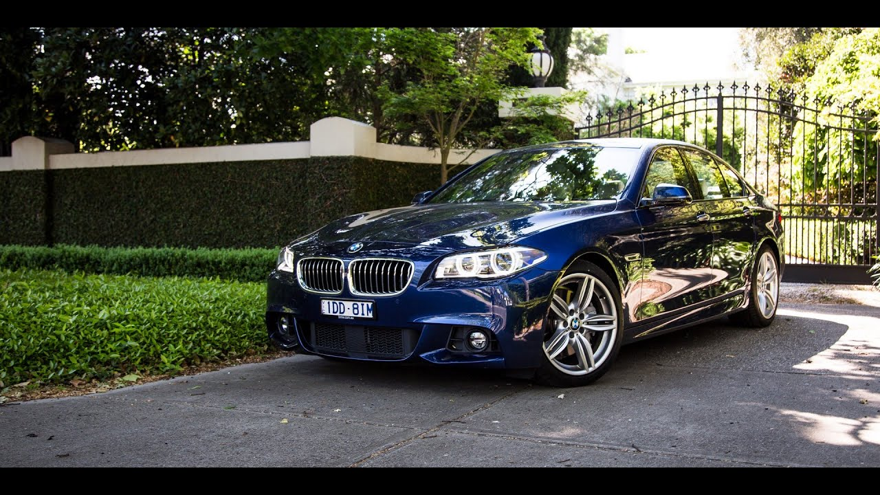 2015 Bmw 535i Review Youtube