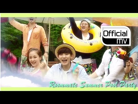 [MV] A.T _ Good morning(굿모닝) (Roommate(룸메이트) OST PART.2)