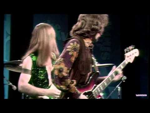 GRAND FUNK RAILROAD - Inside Looking Out 1969