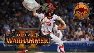 Beastmen vs Chaos | CYGOR CURVEBALL - Total War Warhammer 2