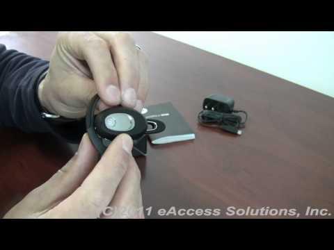 fd0a1b372d0 Motorola H730 Bluetooth Headset - YouTube