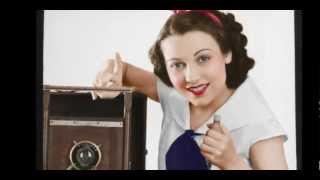 "Durelle Alexander w/Eddy Duchin & His Orch- ""Comes Love"" (1938)"